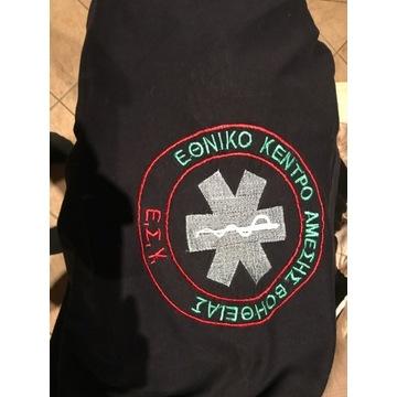 T shirt grecki ratownik