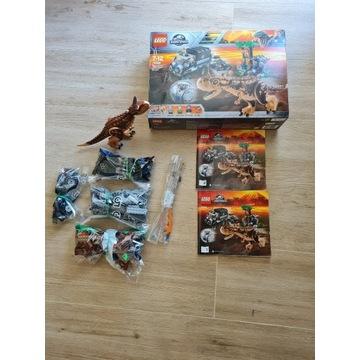 LEGO 75929 Ucieczka przed Karnotaur kompletny