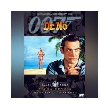 Dr.No - James Bond agent 007 DVD