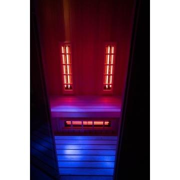 Promienniki Kwarcowe Dr. Fischer do saun Infrared