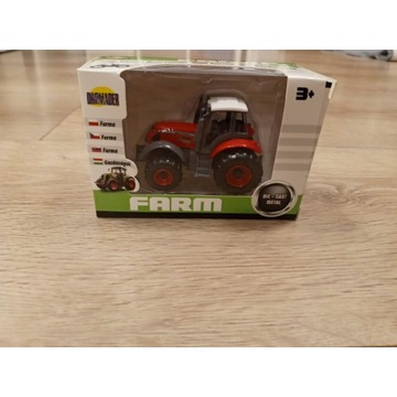Traktor samochodzik zabawka