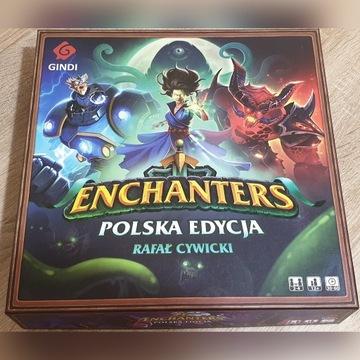 Gra ENCHANTERS Full wersja (dodatki) - OKAZJA