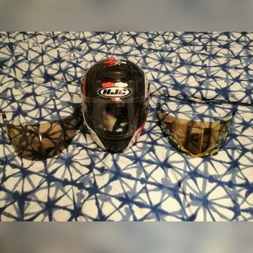 Kask HJC CS-R1 Samurai + 2 szyby gratis!!!