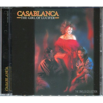 CASABLANCA The Girl Of Lucifer BEST OF