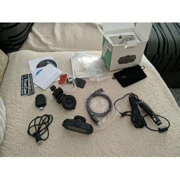 Rejestrator TrueCam a7s HD jak nowa,full zestaw