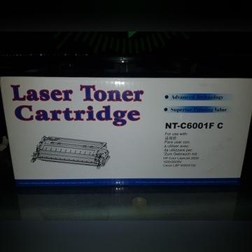 Zamiennik HP 124A Q6001A toner cyan Niebieski LTC