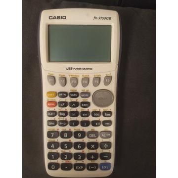 Kalkulator graficzny CASIO fx-9750GII