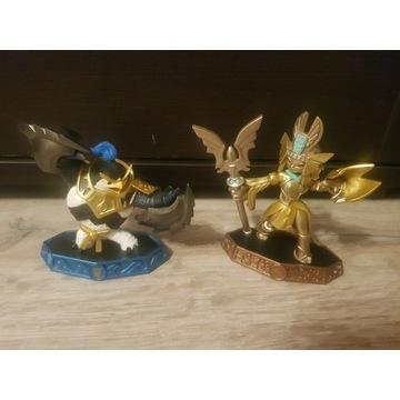 Figurka SkyLanders King Pen i Golden Queen