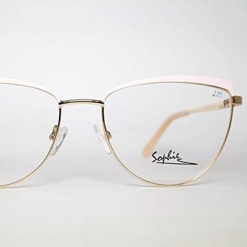 Oprawy damskie, okulary korekcyjne, OOOCZY