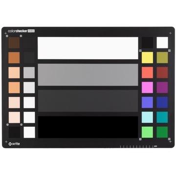 Wzorzec X-Rite ColorChecker Video XL + torba
