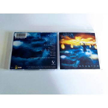 "ARENA - ""Contagion""  CD"