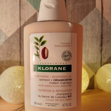 KLORANE szampon Cupuacu
