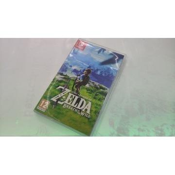 Legend od Zelda Breath od tej Wild Nintendo Switch