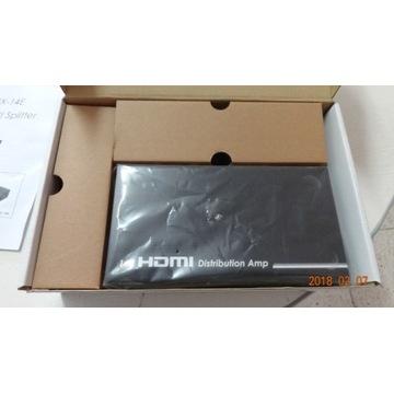 CYPRESS CLUX-14E spliter 1x4  HDMI rozdzielacz