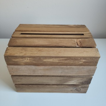 Pudełko na koperty - wesele