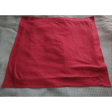 Poszewka na poduszkę Ikea - kolor bordo - 55x50 cm