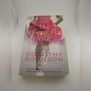 'The Chocolate Run' D. Koomson