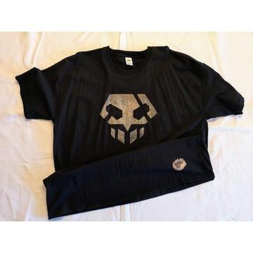 Reverse Dye, Bleach - nowa koszulka rozmiar XXL