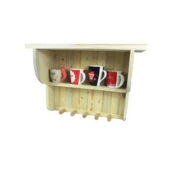 DREWNIANA półka, szafka do kuchni, łazienki