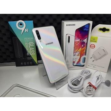 GWARANCJA! Samsung A70 6/128gb dual sim full zest