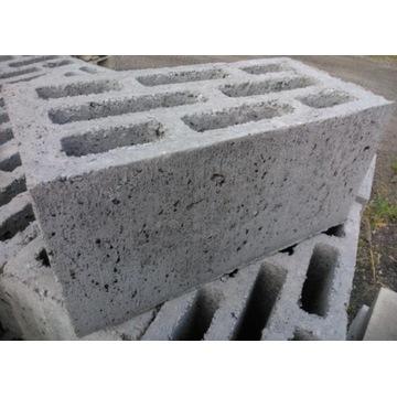 Pustaki Żużlowe, bloczki betonowe Kielce Końskie