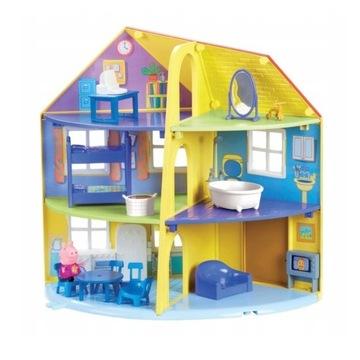 Świnka Peppa Duży Dom Rodzinny 06384