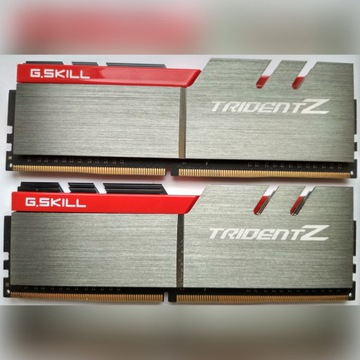 G.SKILL TridentZ 16GB(2 x 8GB) DDR4 3600 PC4 28800