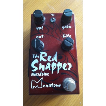 Overdrive Red Snapper