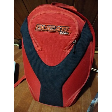 Plecak motocyklowy Ducatti na motor na motocykl