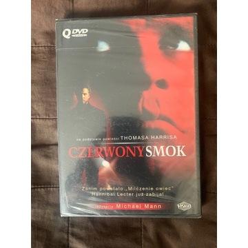 Film Czerwony smok - praktycznie nowe DVD