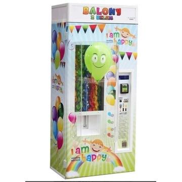 Automat vendingowy do balonów z helem. PROMOCJA !