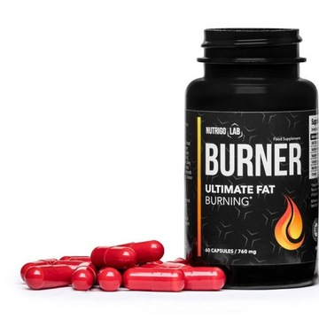 Nutrigo Lab Burner Spalacz -15%