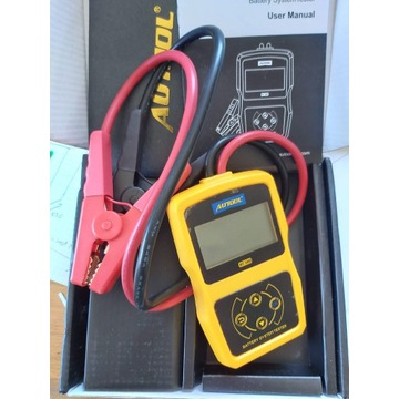 tester akumulatorów 12V Autool BT360