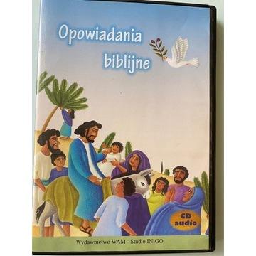 Opowiadania Biblijne dla dzieci. CD