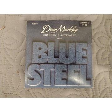 Dean Markley Blue Steel 09 - 46