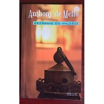 WEZWANIE DO MIŁOŚCI. Anthony de Mello