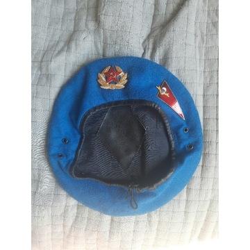 Radziecki beret Łezka ZSRR WDW