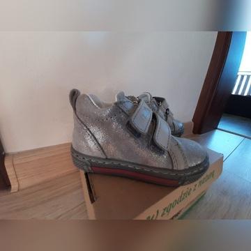 Skórzane buty Ren But