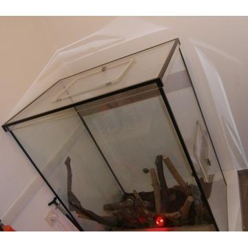 Terrarium, duże,  90cm x 122 cm x 60cm
