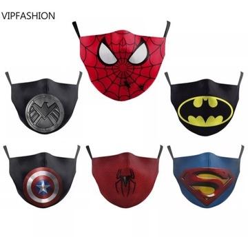 Maska ochronna dla dziecka.