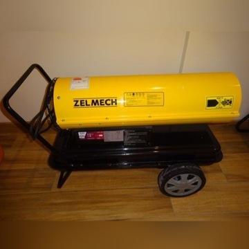 Nagrzewnica dmuchawa Zelmech 20kW diesel