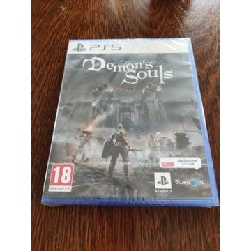 Gra Demon's Souls PS5 PLAYSTATION 5 PL NOWA