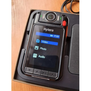 Hytera VM685 mikrofonogłośnik z kamerą RVM