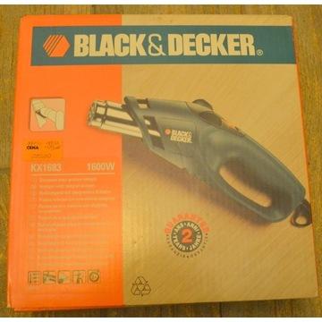 BLACK & DECKER - opalarka 1600W