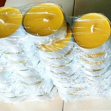Świeczki z wosku pszczelego tealighty duże 5,5cm