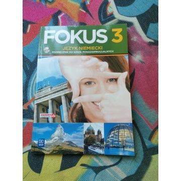 Fokus 3 Podręcznik od Języka Niemieckiego