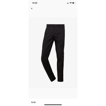 Nowe spodnie garniturowe Drykorn Sight 31x32