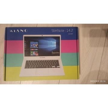 """Laptop Kiano SlimNote 14,2 """" 2 GB / 32 GB srebrny"""
