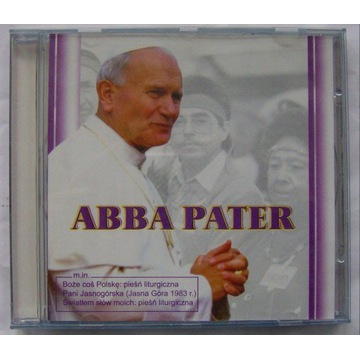 ABBA PATER BR010 CD