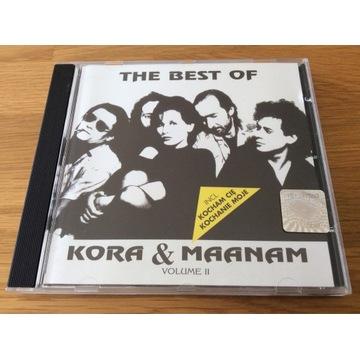 Kora & Maanam The Best of Volume II CD Pomaton EMI